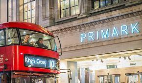Londýnský ráj nákupů v Primarku