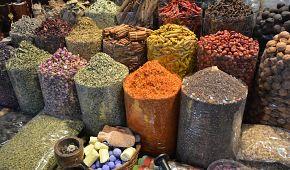 Tradiční trh s kořením – Spice Souk