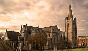 Katedrála svatého Patrika v Dublinu
