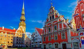 Historické centrum Rigy
