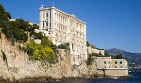 Oceánografické muzeum v Monaku