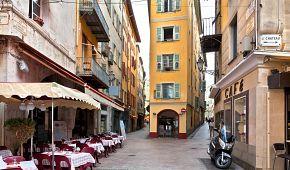 Fantastické uličky Starého města v Nice