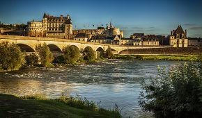Zámek Amboise s nádechem středověku