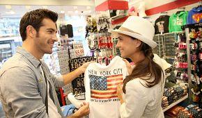 Nákupy v New Yorku stylově