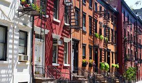 Kouzelná čtvrť Greenwich Village