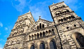 Románská katedrála v Lundu