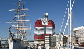 Výšková budova Utkiken v Göteborgu