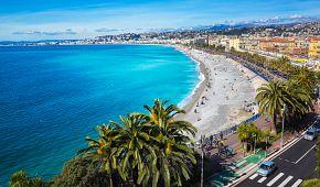 Promenade des Anglais v Nice