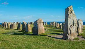Tajemný Blomsholm – švédské Stonehenge