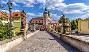 Gotický most sv. Jana v Kladsku