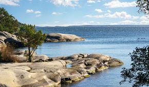 Plavba po stockholmském souostroví