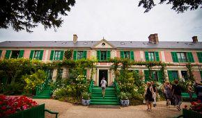 Monetův dům v Giverny