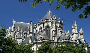 Katedrála St-Pierre-et-Paul v Nantes