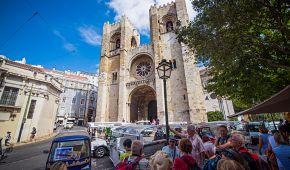 Katedrála Sé v Lisabonu