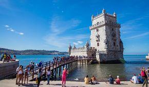 Obranná věž Torre de Belém