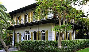 Dům spisovatele Ernesta Hemingwaye