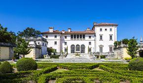 Vizcaya Museum se pyšní unikátní architekturou
