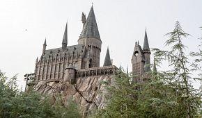 V zábavním parku uvidíte také Bradavický hrad v životní velikosti