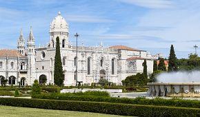 Klášter sv. Jeronyma, který navštívil i Vasco da Gama