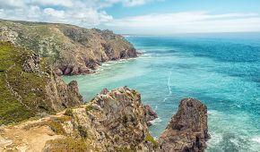 Divoké pobřeží nejzápadnějšího výběžku Portugalska