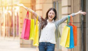 Dostatek času věnujeme i nákupům