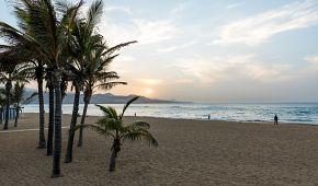 Nejkrásnější pláž Playa de Las Canteras