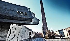 Památník obránců Leningradu na Moskevském prospektu