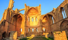 Město duchů Famagusta