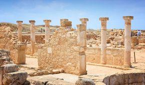 Archeologický park v Paphosu (UNESCO)