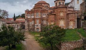 Pravoslavný klášter Osios Lukas