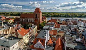 Historické centrum města Toruň