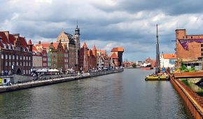 Historické centrum města Gdaňsk