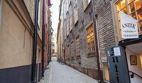 Uličky Starého města