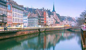 Štrasburk má své kouzlo i v zimě