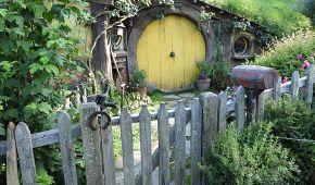 Hobití domek - Hobbiton