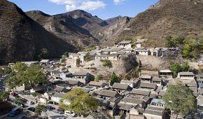 Tradiční vesnice Chuandixia