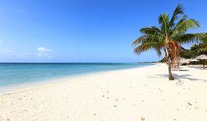 Nádherné pláže na Playa Ancón