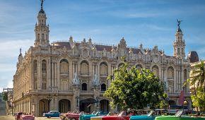 Historické centrum Havany
