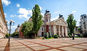 Bulharské národní divadlo