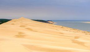 Největší evropská písečná duna Pyla