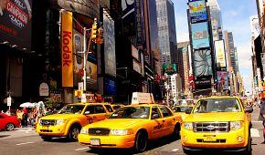 Křižovatka světa – Times Square