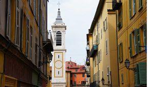 Staré město v Nice a katedrála sv. Reparaty