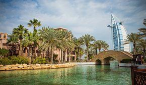 Nejluxusnější hotel Burj Al Arab