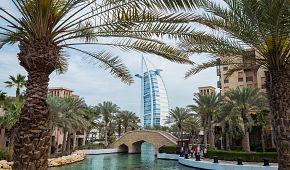 Symbol světového luxusu – hotel Burj Al Arab