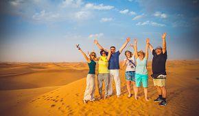 Nenechte si ujít pouštní safari – zážitek, na který se nezapomíná…