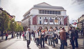 Objevujeme historické centrum Madridu s budovou Opery