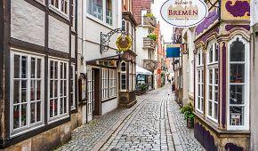 Schnoorviertel, bývalá řemeslnická a rybářská čtvrť, Brémy