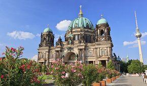 Úchvatný Berlínský dóm