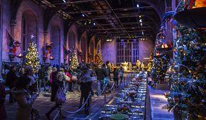 Kouzelná sváteční atmosféra studií Warner Bros.