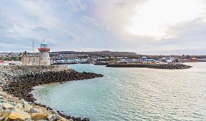 Rybářský a jachtařský přístav Howht
